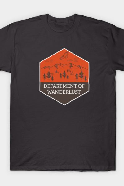 Department of Wanderlust T-Shirt