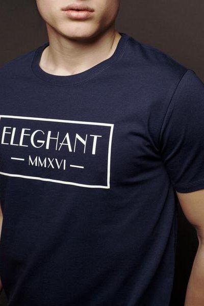 Eleghant X Plaque T-Shirt