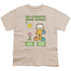 Garfield Alternative Energy Youth T-Shirt