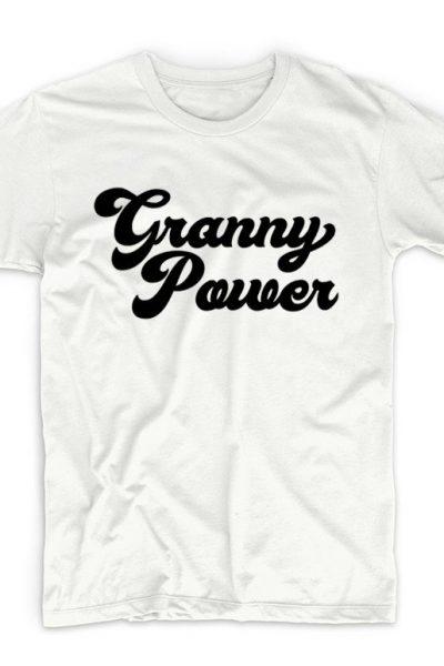 Granny Power T-shirt