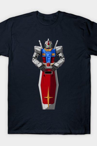 Gundam RX78 end T-Shirt