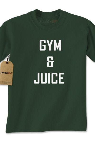 Gym & Juice Mens T-shirt
