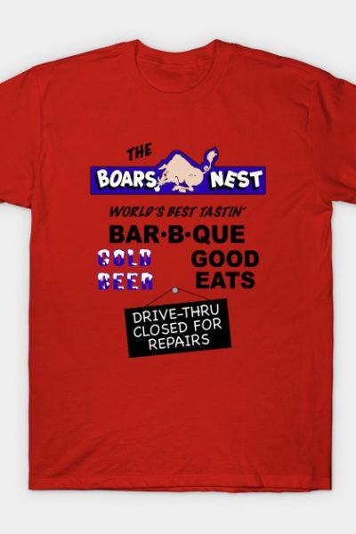 Hazzard's Best BBQ T-Shirt