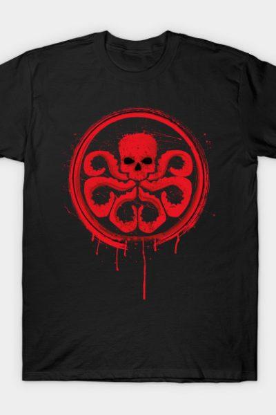 Hydra splatter T-Shirt