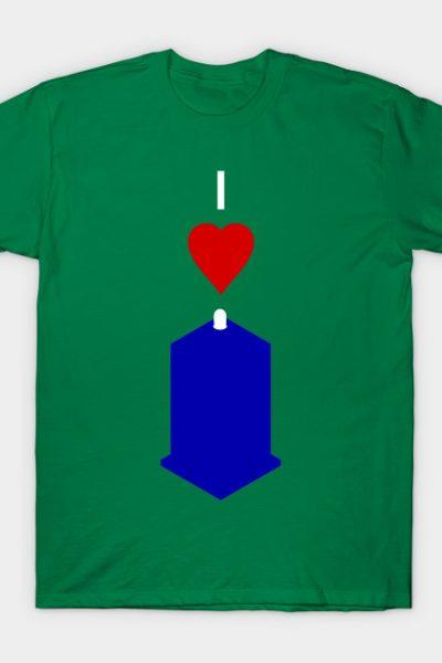 I heart… T-Shirt