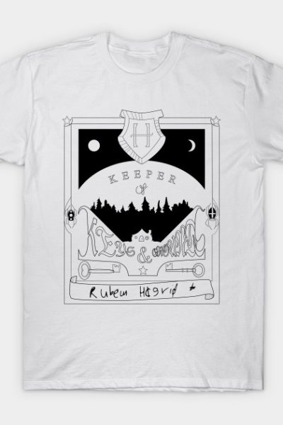 Keeper of Keys and Grounds T-Shirt