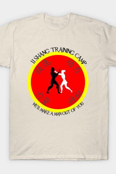 Li Shang Training Camp T-Shirt