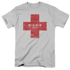 Mash Red Cross T-Shirt