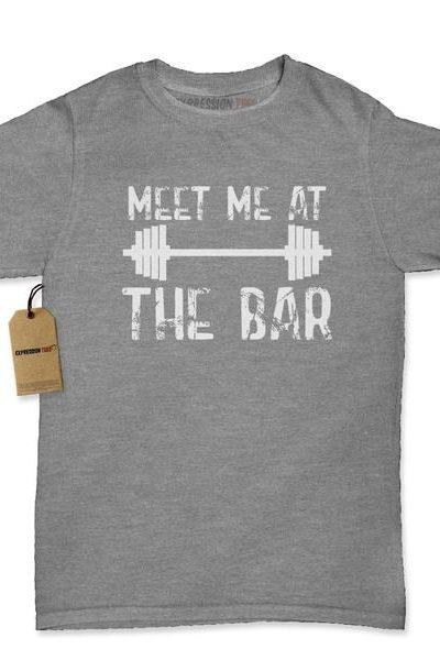 Meet Me At The Bar Womens T-shirt