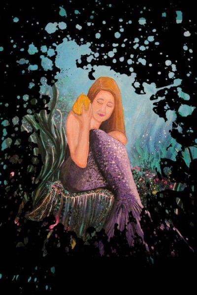 Mermaid Under The Sea T Shirt By Adamzworld Design By Humans