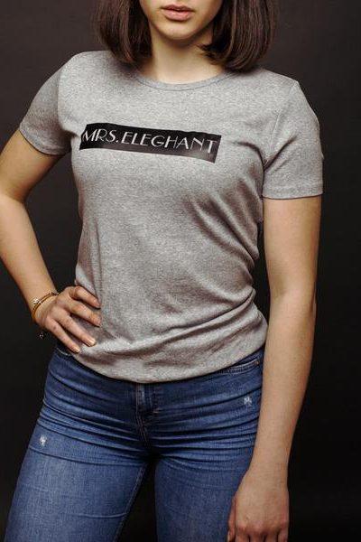 Mrs. Eleghant X T-Shirt