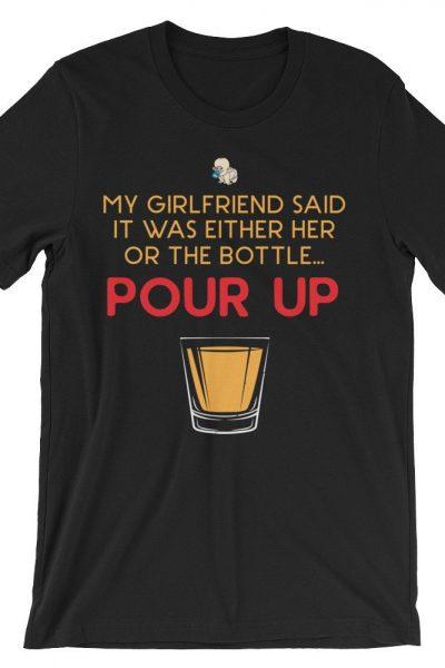 My Girlfriend Said…