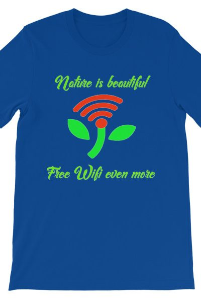 Nature is beautiful. Free WiFi even more! | Thesitcompost.com