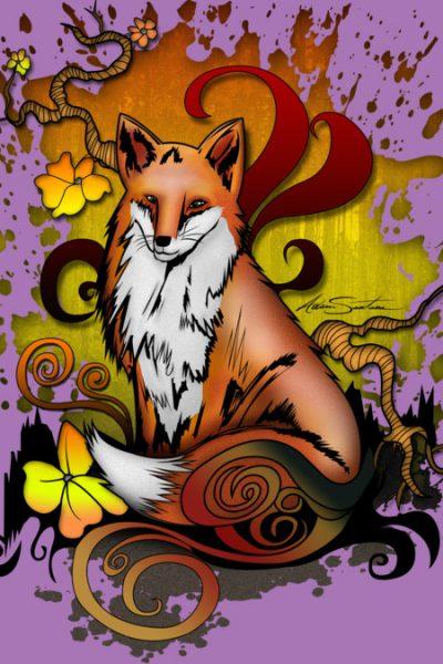 Outdoor Fox