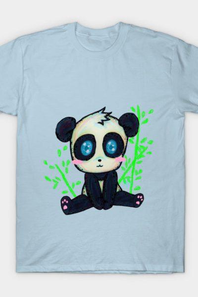 Panda eats your heart T-Shirt