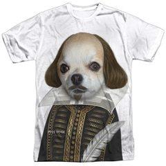 Pets Rock – Shakespeare Sublimation T-Shirt