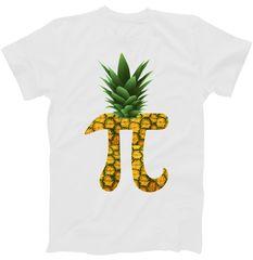 Pi-neapple Pineapple Pi Day T-Shirt