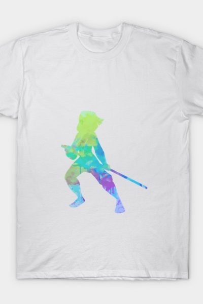 Princess Inspired Silhouette T-Shirt