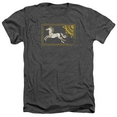 Rohan Banner Lord Of The Rings Heather T-Shirt