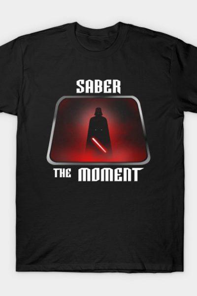 'Saber' the Moment T-Shirt