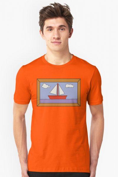 Sail Boat Artwork