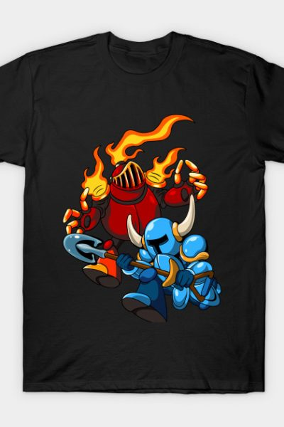 Shovel Man T-Shirt
