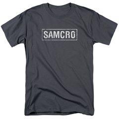 Sons of Anarchy SAMCRO Logo T-Shirt