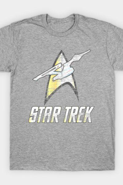 Star Trek [distressed]