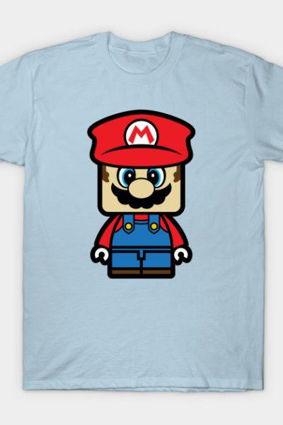 Super Chibi Mario T-Shirt