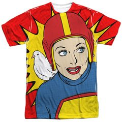 Super I Love Lucy Sublimation T-Shirt