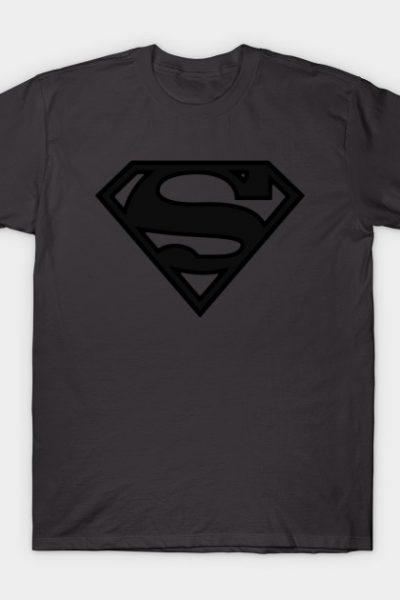 Superman Burial Shield