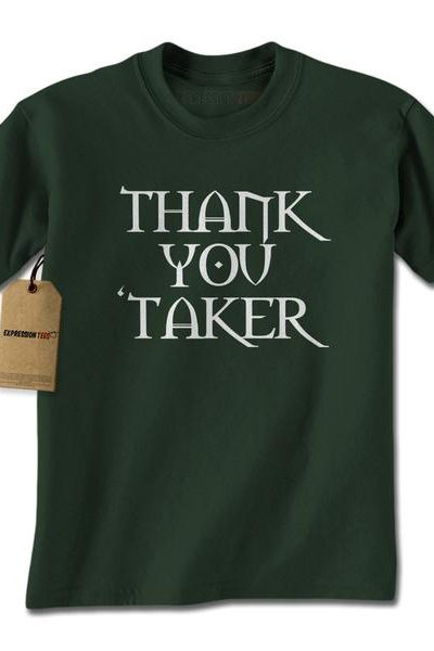 Thank You Undertaker Mens T-shirt