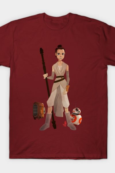 the  awakening T-Shirt