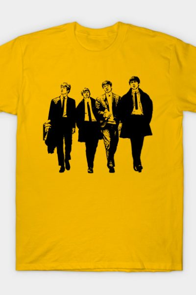 The Beatles – Early 60s T-Shirt