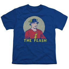 The Flash Faded Circle Youth T-Shirt