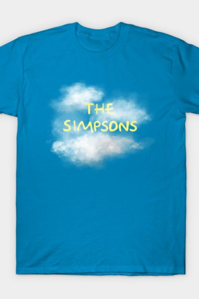 The Simpsons Title T-Shirt
