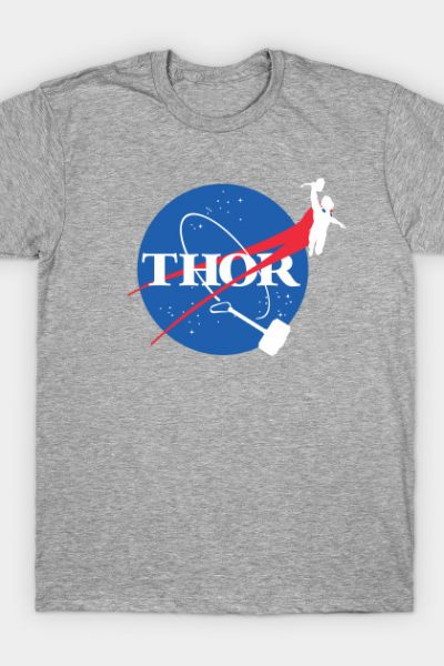 Thor NASA T-Shirt