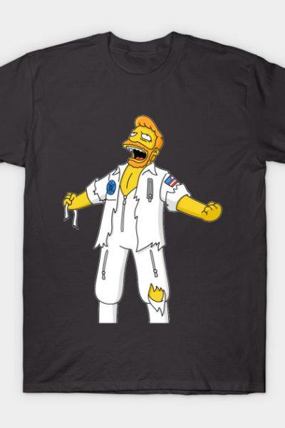 Troy McClure Apes T-Shirt