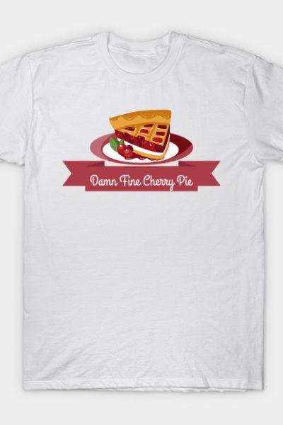 Twin Peaks Cherry Pie T-Shirt