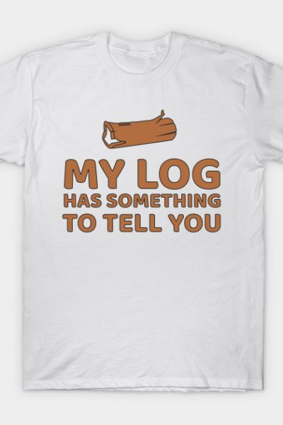 Twin Peaks My Log T-Shirt