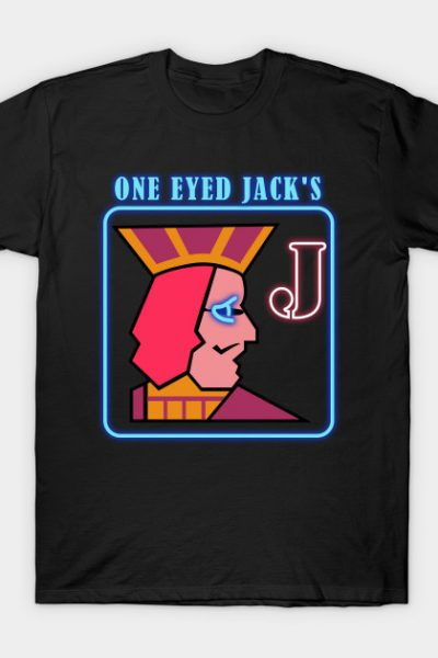 Twin Peaks One Eye Jacks T-Shirt