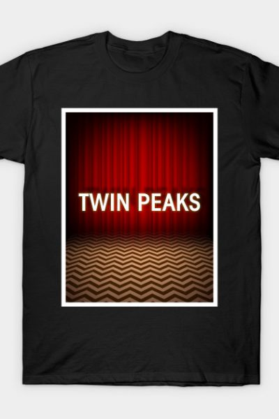 Twin Peaks Red Room T-Shirt