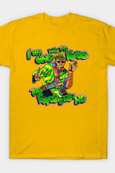 Warrior Monk of Jed-ha T-Shirt