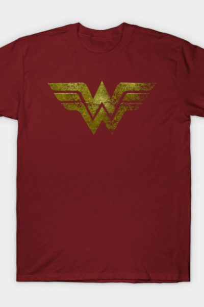 Wonder Woman [distressed]