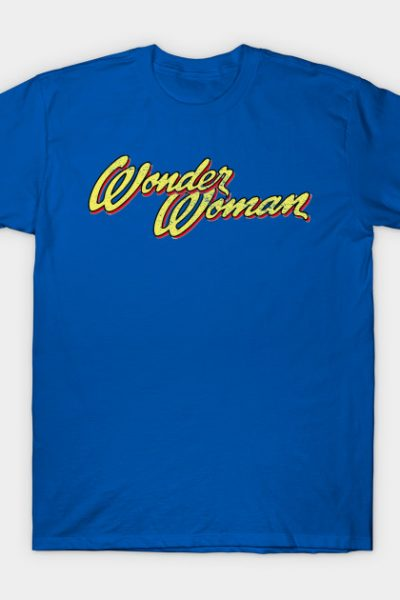 Wonder Woman vintage T-Shirt