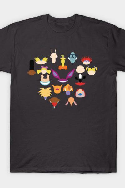 90s Nicktoons T-Shirt