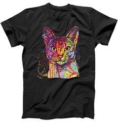Abyssinian – Cat – Dean Russo T-Shirt
