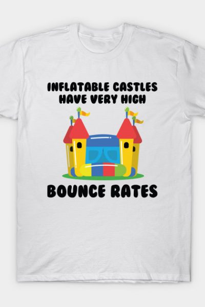 Bounce Rates T-Shirt