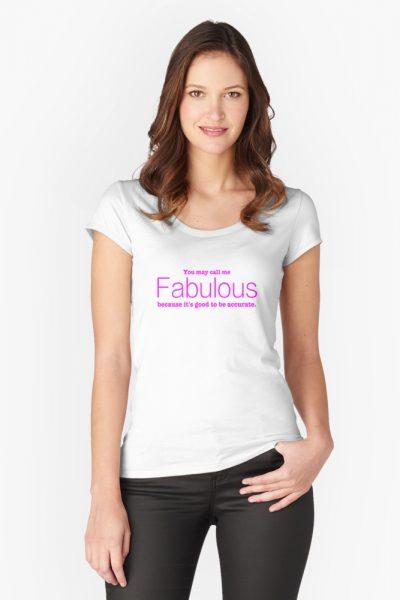 Call Me Fabulous