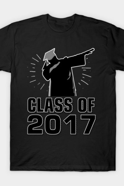 Class Of 2017 Dab T-Shirt T-Shirt